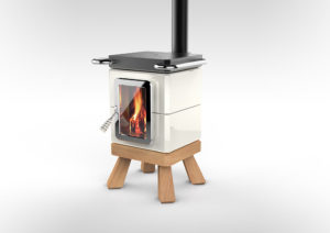 CookinStack - poele design bois